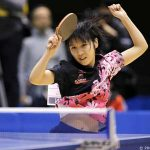 平野美宇、大金星の快挙!石川佳純を破り日本人初!妹も卓球?
