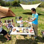 キャンプに行こう!初心者におすすめのテント選びから設営まで!