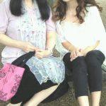 矢部文子ママのプロフィールと画像、娘の矢部美穂より母親が人気!?